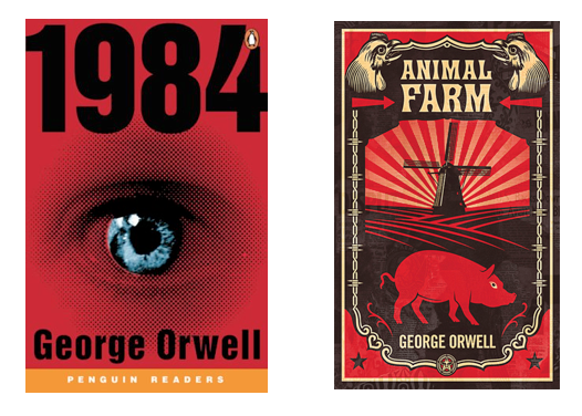 george orwells animal farm in comparison with the russian revolution Animal farm and the russian revolution parkschoolva animal farm visual representation of characters - duration: animal farm by george orwell.